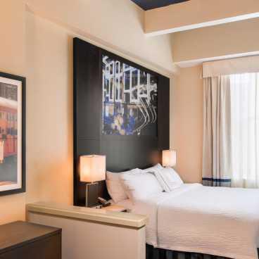 Fairfield Inn Downtown Suite