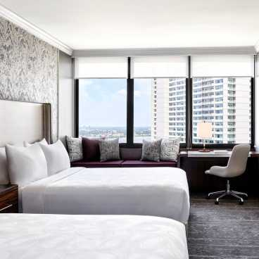 JW Marriott Guest Room