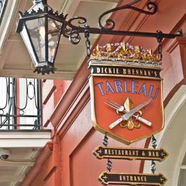 Tableau Sign