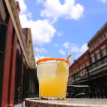 Muriel's El Diablo Cocktail