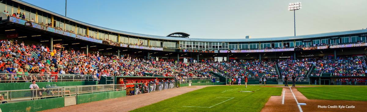 Lansing Lugnuts Spring Baseball