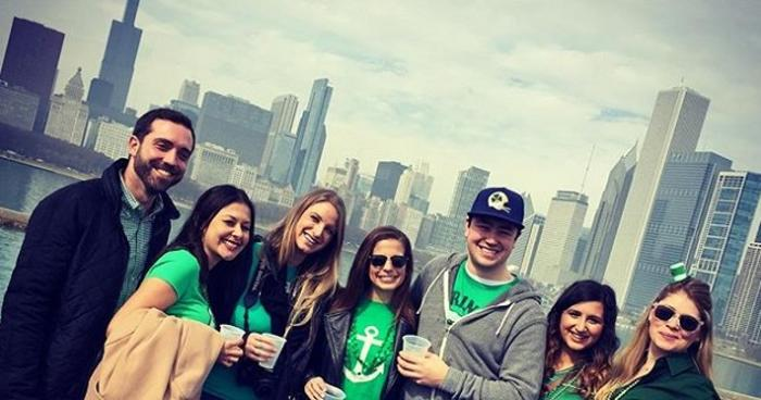 Spirit of Chicago St. Patrick's Day Lunch Cruise - Image