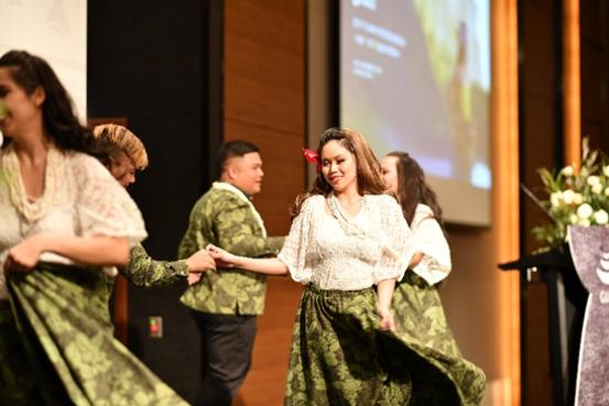 2019 괌정부관광청 연말행사-괌 차모로 전통 공연