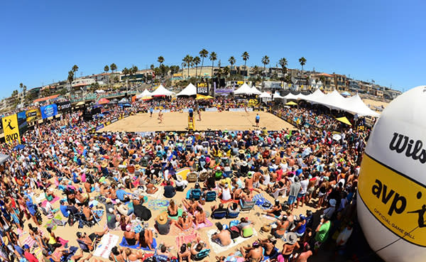 AVP Crowd
