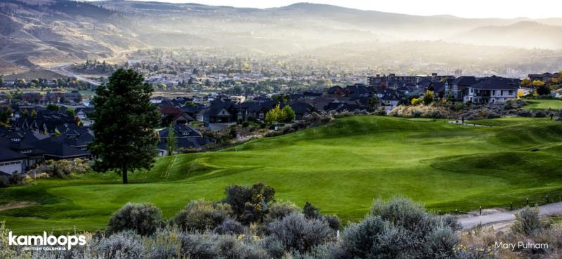 Bighorn Golf & Country Club in Kamloops