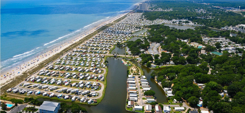 Pirate Land Camping Resort, Myrtle Beach, SC
