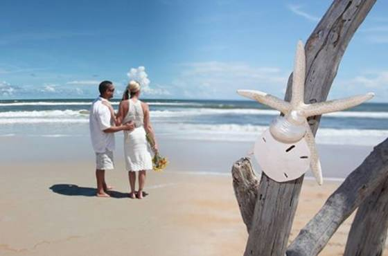 Flagler Beach Wedding