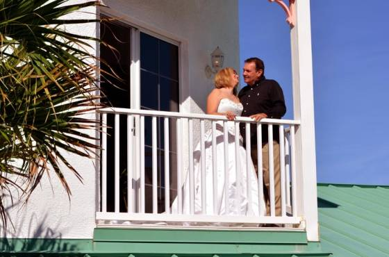 Island Cottage Inn Wedding