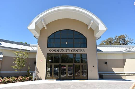 Palm Coast Community Center