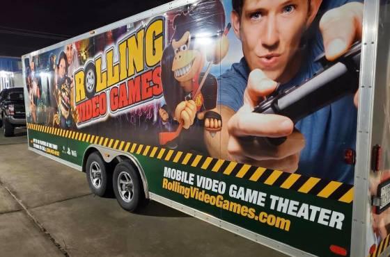 Rolling Video Games Flagler