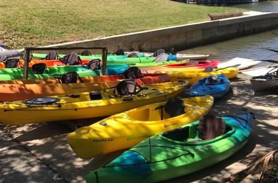 Tropical Kayaks