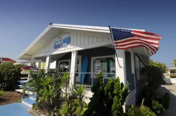 Z Wave Surf Shop
