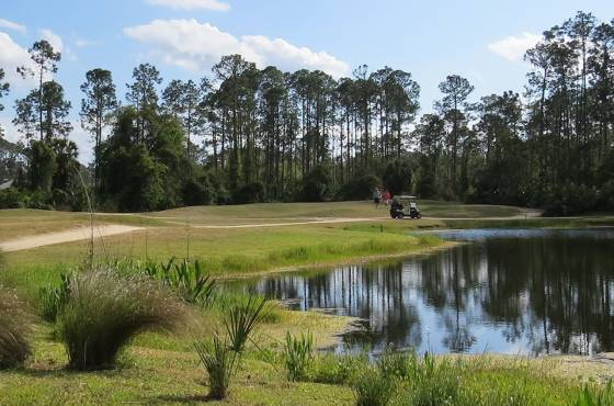 Cypress Knoll Golf Course
