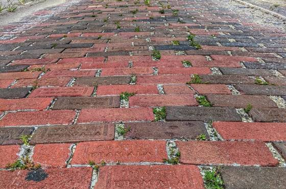 Old Brick Road