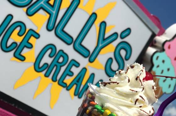 Sally's Ice Cream