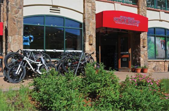 Steamboat Bike Shop
