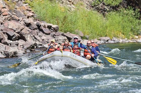 Colorado River Runs