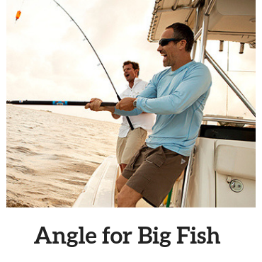 Angle for Big Fish