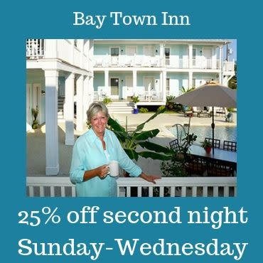 Bay Town Inn - Save 25% off second night