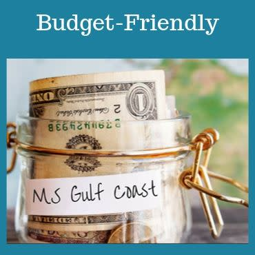 Coastal Mississippi Budget-Friendly Activities