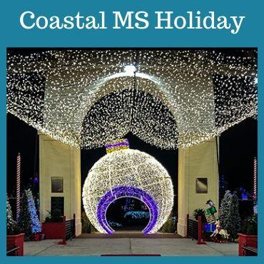 Coastal Mississippi Holiday