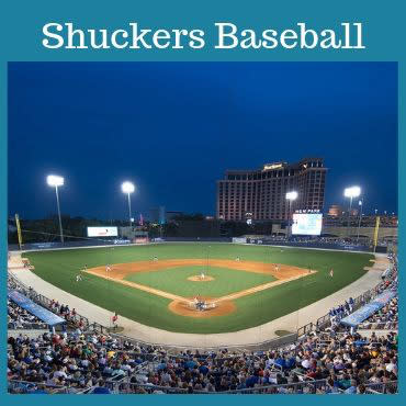 Enjoy Shuckers Baseball like a local