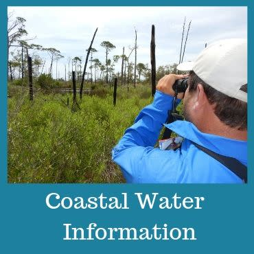 Coastal Water Information
