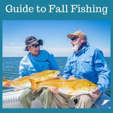 Ultimate Guide to Fall Fishing in Coastal Mississippi