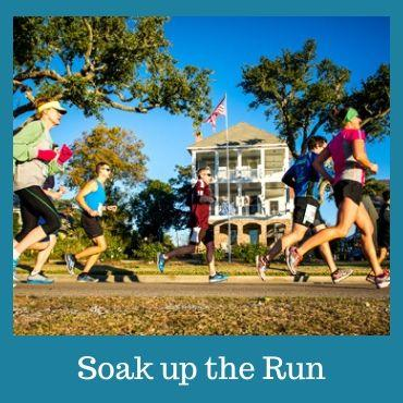 Mississippi Gulf Coast Marathon - Soak up the Run