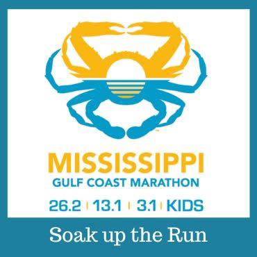 Mississippi Gulf Coast Marathon - Soak up the Run
