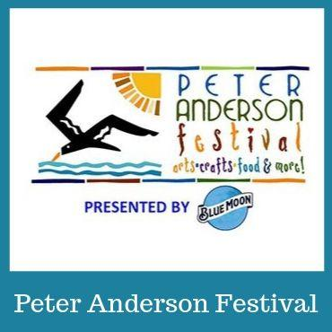 Peter Anderson Arts & Crafts Festival 2019 sponsored by Blue Moon