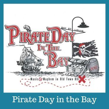 Pirate Day  in the Bay