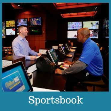 Sportsbook in Coastal Mississippi