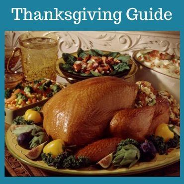 Guide To Thanksgiving Eateries