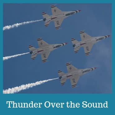 Thunder Over the Sound