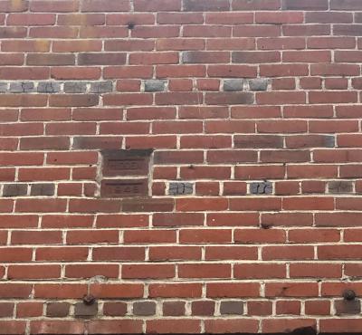 Hidden Brick at Urban Barnhouse