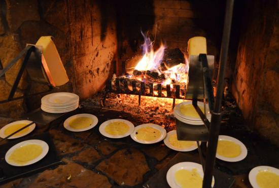 RR - Fireside Raclette