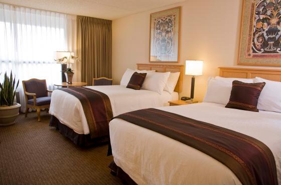 Coast Hotel Room