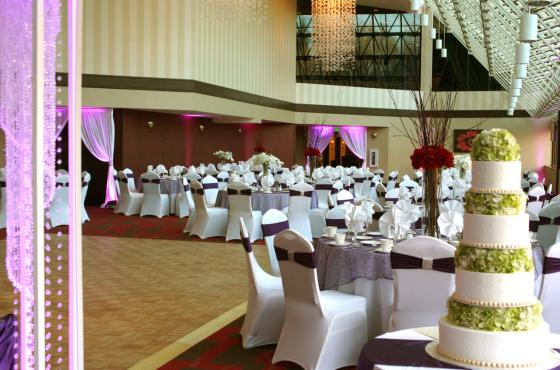 Weddings at Hilton Bellevue