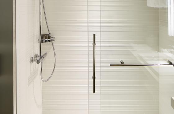 Guestroom Shower