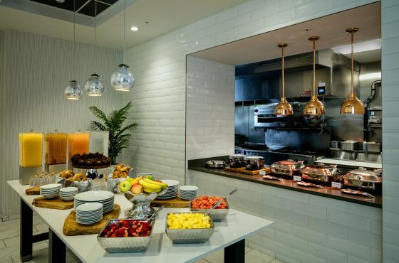 Hilton Garden Inn Dining