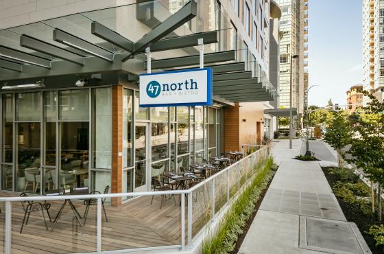 Hilton Garden Inn 47 North Bar & Bistro