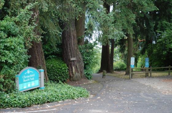 Chesterfield Beach Park - Photo Credit City of Bellevue Flickr