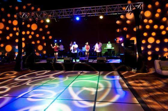 Concert and Dance Floor at Meydenbauer