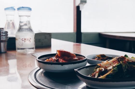 Korean BBQ Dishes