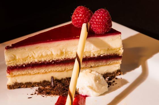 Dessert at Meydenbauer Center