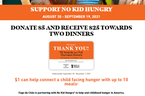 No Kids Hungry