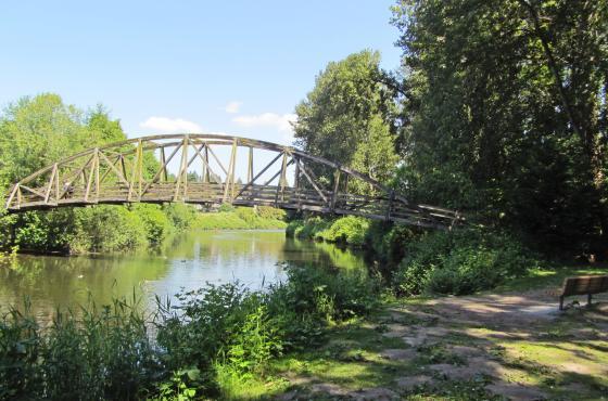 Lake Sammamish River Trail
