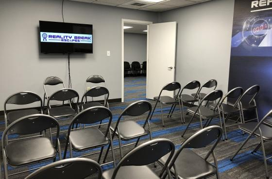 Meeting Room - seating for 20