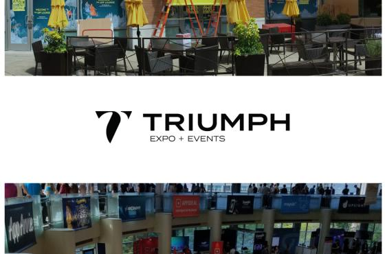 Triumph Expo at SIFF & Casual Connect